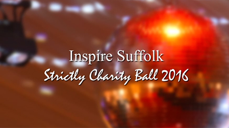 Inspire Sufolk Strictly Charity Ball 2016
